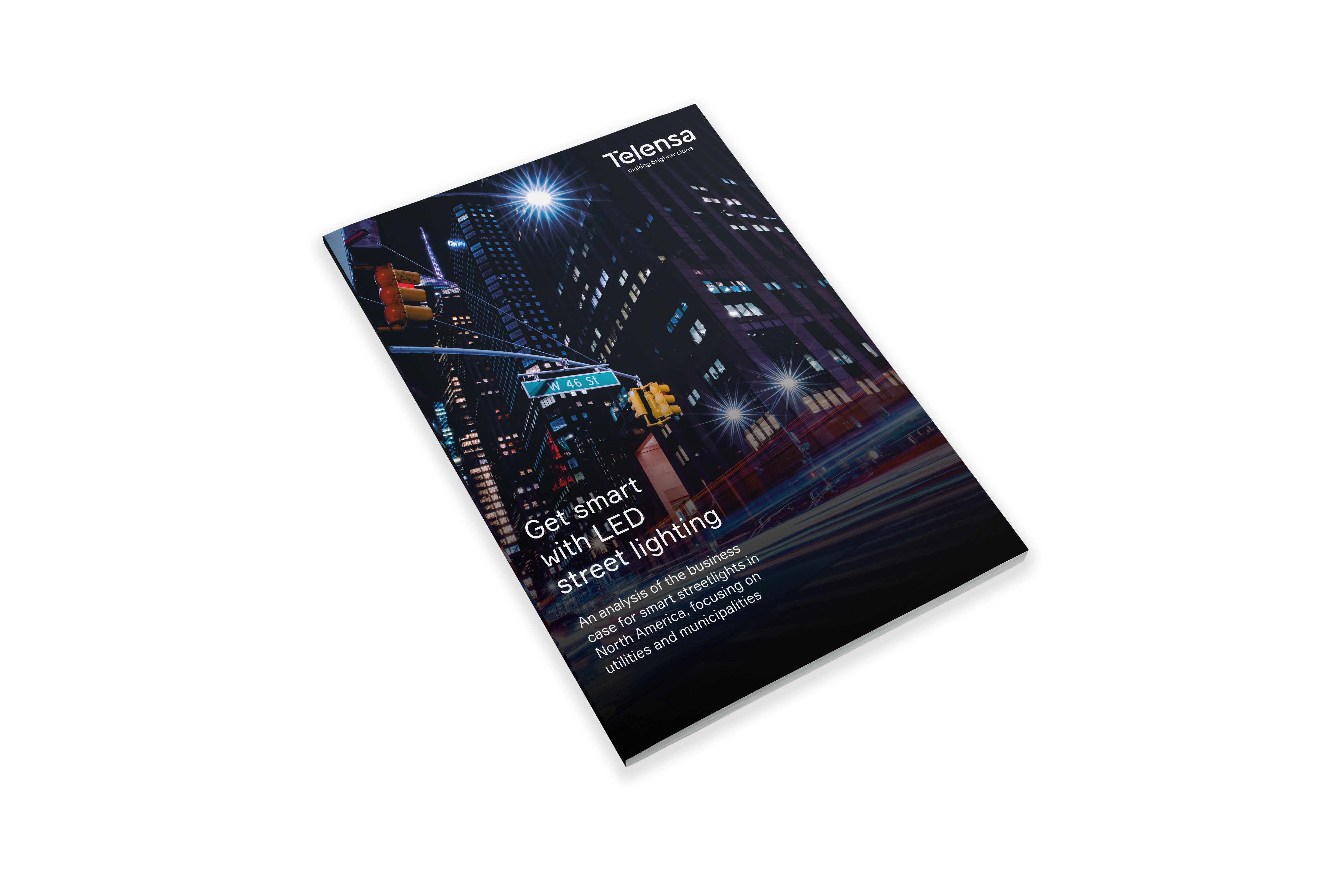 Get smart with LED street lighting